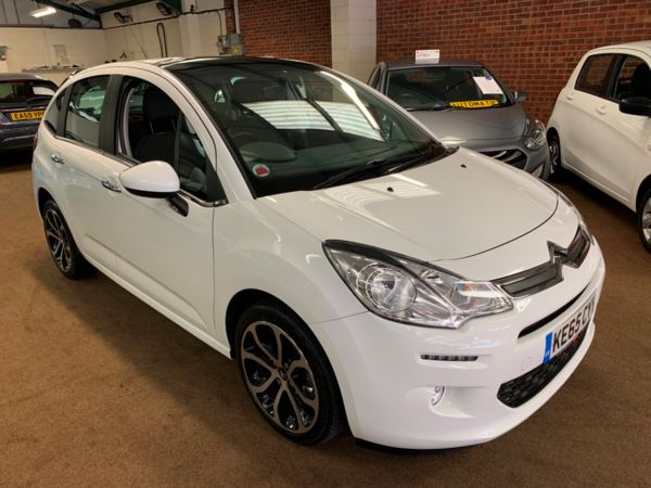 2016 (65) Citroen C3 1.2 PureTech Selection ** £20 ROAD TAX / CITROEN SERVICE HISTORY** For Sale In Attleborough, Norfolk