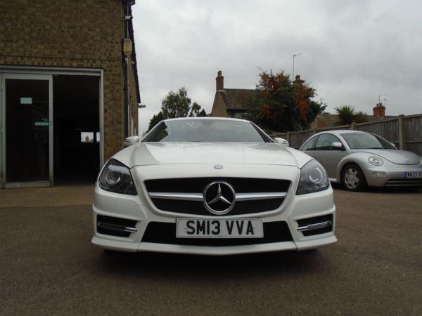 2013 (13) Mercedes-Benz SLK SLK 250 CDI BlueEFFICIENCY AMG Sport 2dr Tip Auto For Sale In Northampton, Northamptonshire
