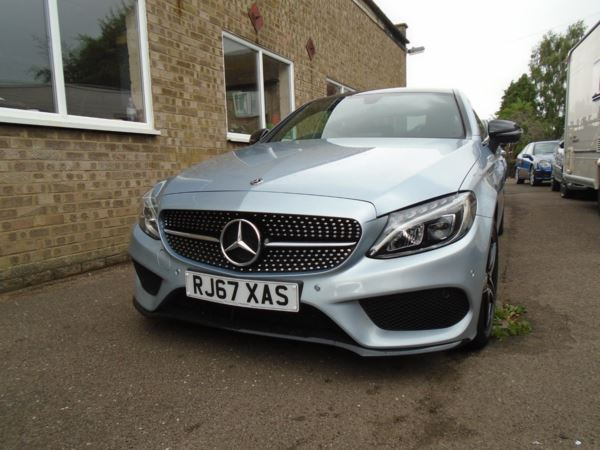 2017 (67) Mercedes C220 AMG LINE PREMIUM COUPE For Sale In Northampton, Northamptonshire