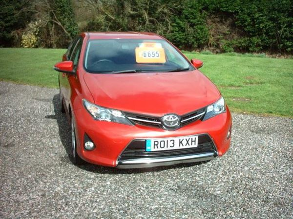2013 (13) Toyota Auris 1.6 V-Matic Sport 5dr For Sale In Wincanton, Somerset
