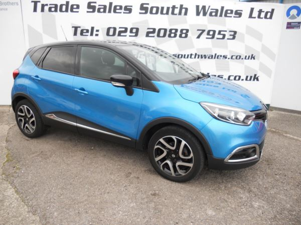 2015 (15) Renault Captur 1.5 dCi 110 Dynamique S MediaNav Energy 5dr 1 OWNER WITH SERVICE HISTORY For Sale In Trethomas, Caerphilly