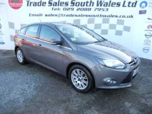 2011 60 Ford Focus 1.6 125 Titanium 5dr NAV BLUETOOTH SERVICE HISTORY 5 Doors HATCHBACK