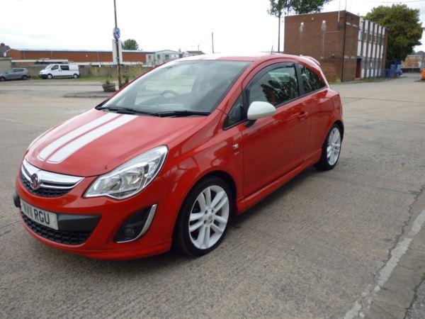 2011 (11) Vauxhall Corsa 1.4i 16V [100] SRi 3dr [AC] For Sale In Castleford, West Yorkshire