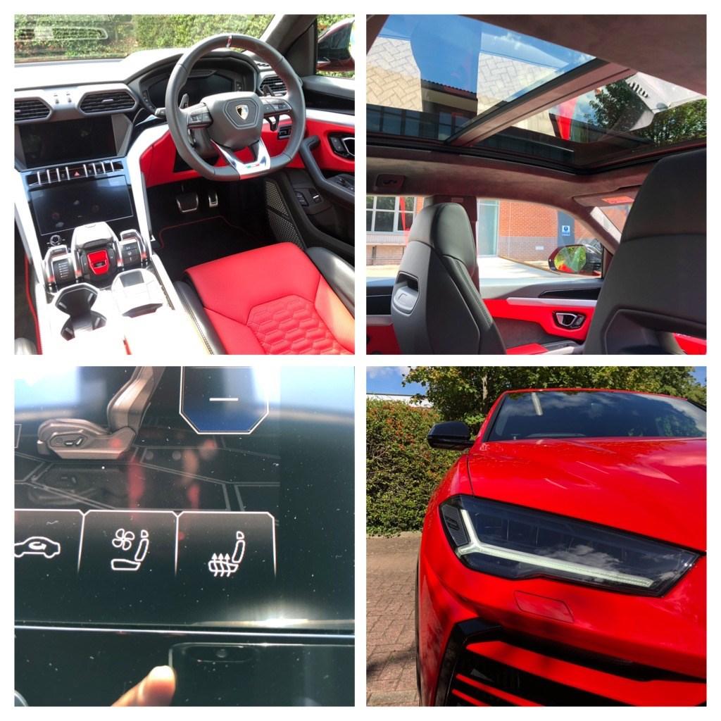 2019 (19) Lamborghini Urus 4.0T FSI V8 5dr Auto For Sale In Park Road, Rickmansworth