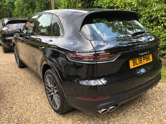 2018 (18) Porsche Cayenne Cayenne S For Sale In Park Road, Rickmansworth