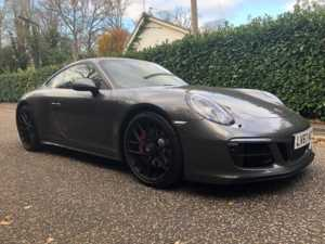 2017 67 Porsche 911 GTS 2dr PDK Automatic 2 Doors Coupe