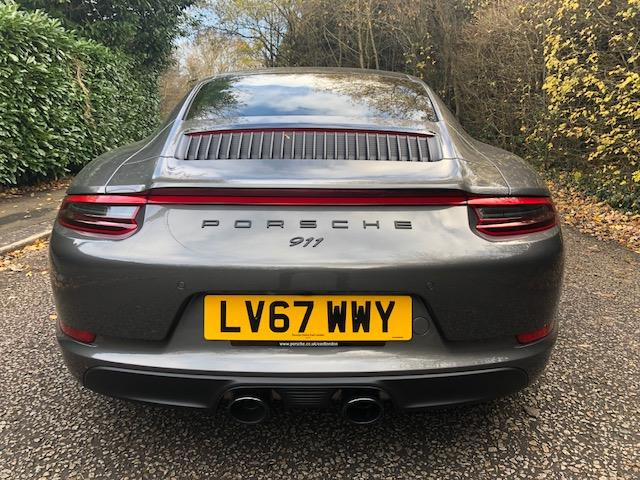 2017 (67) Porsche 911 GTS 2dr PDK Automatic For Sale In Park Road, Rickmansworth
