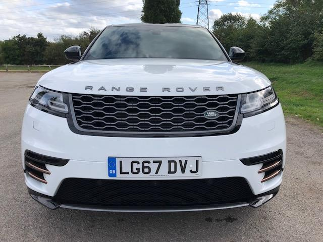 2017 (67) Land Rover Range Rover Velar 2.0 P250 R-Dynamic S Auto For Sale In Park Road, Rickmansworth