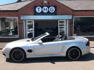 2003 (N) Mercedes-Benz SL Series SL 500 2dr Auto For Sale In Newark, Nottinghamshire