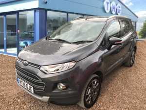 2016 (16) Ford Ecosport 1.0 EcoBoost Titanium 5dr For Sale In Newark, Nottinghamshire
