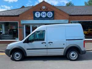 2012 62 Ford Transit Connect High Roof Van TDCi 90ps ** NO VAT ** Doors High Volume/High Roof Van