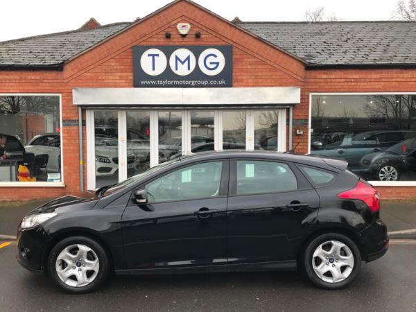 2014 (64) Ford Focus 1.6 TDCi 115 Edge 5dr For Sale In Newark, Nottinghamshire
