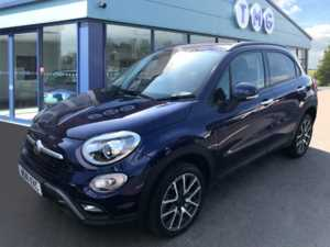 2016 (16) Fiat 500X 2.0 Multijet 4x4 Cross Plus 5dr Auto For Sale In Newark, Nottinghamshire