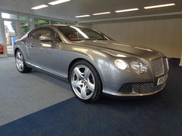 2012 (12) Bentley Continental GT 6.0 W12 [E85] Mulliner Driving Spec 2dr Auto in the Best Colour For Sale In Cinderford, Gloucestershire