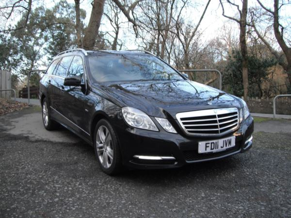 2011 (11) Mercedes-Benz E Class E250 CDI BlueEFF Avantgarde Edition 125 5dr For Sale In Exeter, Devon