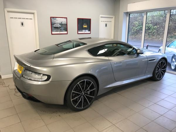 2015 Aston Martin DB9 V12 GT 007 Bond Edition Touchtronic Auto For Sale In Newcastle-upon-Tyne, Tyne & Wear