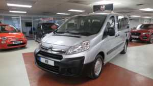 2014 14 Citroen Dispatch Combi 2.0 HDi L2 SX 5dr [7 Seat] With Electric Wheelchair Access * 0% FINANCE * 5 Doors MPV