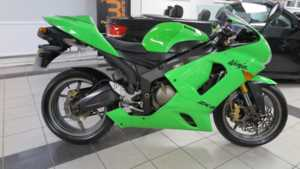 2005 55 Kawasaki ZX 636 C1H NINJA ZX636 Sport Exhaust *** Nationwide Delivery Available *** Doors Sports