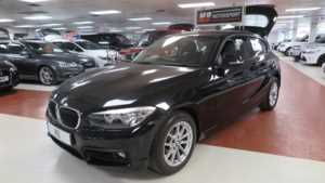 2015 65 BMW 1 Series 116d SE 3dr [Start Stop] Step Auto Diesel Bluetooth 3 Doors Hatchback