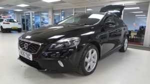 2015 15 Volvo V40 D2 [120] Cross Country Lux 5dr Auto, +++ 14 Day Money Back* +++ 5 Doors HATCHBACK