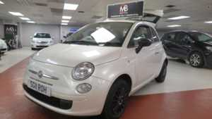 2011 11 Fiat 500 1.2 Pop 3dr [Start Stop], +++ 14 Day Money Back* +++ 3 Doors HATCHBACK