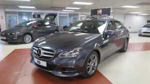 2013 13 Mercedes-Benz E Class E220 CDI SE 4dr Sat Nav Full Leather BT Audio 4 Doors Saloon