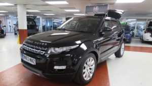 2013 63 Land Rover Range Rover Evoque 2.2 SD4 Pure 5dr, 4WD, Pan-Roof, Full LTH, ++ 14 Day Money Back* ++ 5 Doors 4x4