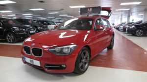 2012 12 BMW 1 Series 116i Sport [Start Stop] 5dr Bluetooth Sport Heated Seats 5 Doors Hatchback