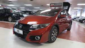 2017 Honda Civic 1.6 i-DTEC SE Plus 5dr [Nav] Rev- Cam Bluetooth DAB 5 Doors Hatchback