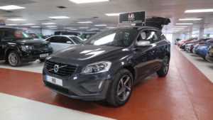 2015 65 Volvo XC60 D4 [190] R DESIGN Lux Nav 5dr AWD Full Leather Sport Seats BT Audio 4x4 5 Doors 4x4