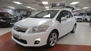 2011 61 Toyota Auris 1.8 VVTi Hybrid T Spirit 5dr CVT ( NAV ) Auto, +++ 14 Day Money Back* +++ 5 Doors HATCHBACK