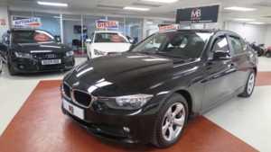 2013 62 BMW 3 Series 320d EfficientDynamics 4dr [Start Stop] BT *** 0 Finance Available *** 4 Doors SALOON
