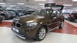2010 10 BMW X1 xDrive 18d SE AWD 5 Doors 4x4