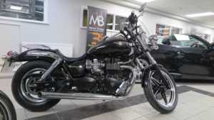 2011 11 Triumph SPEED MASTER 865 SPEED MASTER 865 *** Nationwide Delivery Available *** Doors Sports Tourer