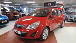 2013 63 Vauxhall Corsa 1.2 Energy [AC] *Bluetooth**Sport Seats 5 Doors Hatchback