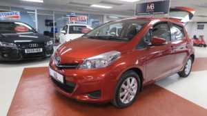 2011 Toyota Yaris 1.33 VVT-i TR 5dr *** 0 Finance Available *** 5 Doors HATCHBACK