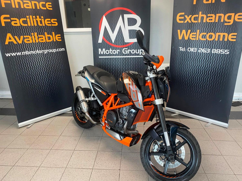KTM 690 Duke III (Naked Bike) acheter sur Ricardo