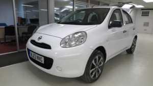 2013 13 Nissan Micra 1.2 Visia 5dr Bluetooth 5 Doors HATCHBACK