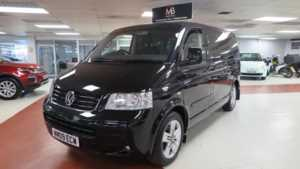 2009 09 Volkswagen Caravelle 2.5 TDI PD Executive 130 5dr Tip Auto, Camper Van, + 14 Day Money Back* + 5 Doors MPV