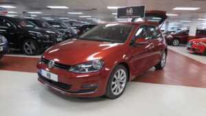 2014 14 Volkswagen Golf 2.0 TDI GT BLUEMOTION 5dr S/S 6Sp Sat Nav BT Audio 5 Doors Hatchback
