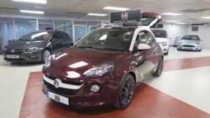 2014 14 Vauxhall Adam 1.4i Glam 3dr [Technical Pack] Pan Roof BT Audio 3 Doors Hatchback