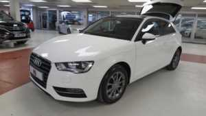 2012 62 Audi A3 2.0 TDI [Start Stop] SE 3dr Sport Seats BT Audio 3 Doors HATCHBACK