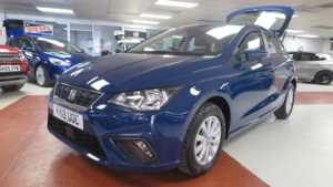 2018 18 SEAT Ibiza 1.0 TSI 95 SE 5dr, +++ 14 Day Money Back* +++ 5 Doors HATCHBACK