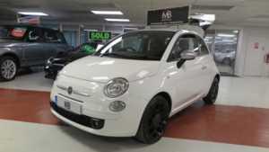 2013 62 Fiat 500 0.9 TwinAir Street 3dr **Blue & Me**BT Midia**£0 ROAD TAX** 3 Doors Hatchback
