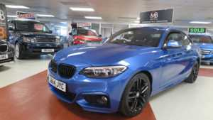 2014 64 BMW 2 Series 218d M Sport 2dr, DAB, BT Audio, ++ 14 Day Money Back* ++ 2 Doors COUPE