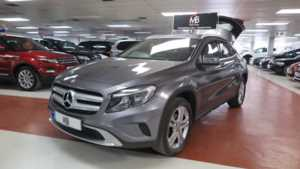2016 66 Mercedes-Benz GLA Class GLA 200d Sport 5dr [Executive] *FULL LEATHER** 5 Doors Hatchback