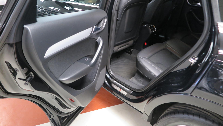 used audi q3 2 0 tdi s line  start stop  sat nav sport lth seats bt audio   0 finance   5 doors