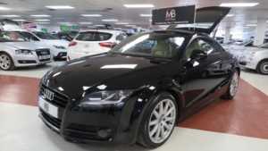 2008 57 Audi TT 3.2 V6 Quattro 2dr 6 Sp 2 Doors Coupe