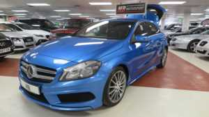 2013 13 Mercedes-Benz A Class A180 CDI BlueEFFICIENCY AMG Sport 5dr 5 Doors Hatchback