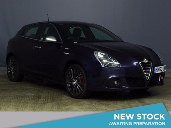(2013) Alfa Romeo Giulietta 2.0 JTDM-2 170 Sportiva 5dr Luxurious Leather - Bluetooth Connection - Aux MP3 Input - USB Connection